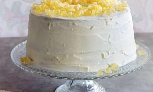 Resep Cake Pineapple Chiffon