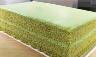 Resep Kue Green Tea Long Pastry