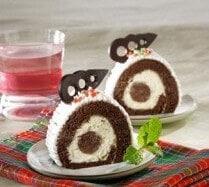 Resep Kue Bolu Gulung Cokelat Kacang Merah