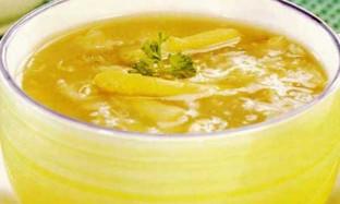 Sup Asparagus Jagung
