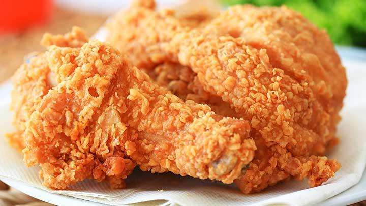 Cara Membuat Ayam Goreng KFC Super Renyah (Resep Anti Gagal)
