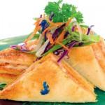 Sandwich Keju Bakar