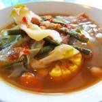 Sayur Asem Jawa Sunda