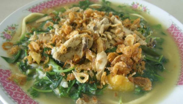 Bubur Pedas Kalimantan Barat Ala Resep Koki