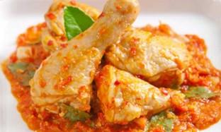 Resep Ayam Rica Rica Pedas