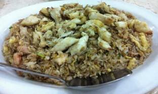 Resep Nasi Goreng Kepiting