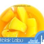 #Sajian Ramadhan: Resep Kolak Labu Kuning