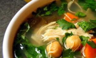 Resep Sup Ayam Lezat dan Mudah