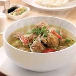 Resep Sup Bola Daging