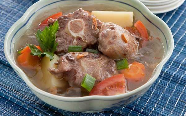 resep masakan nusantara sop iga