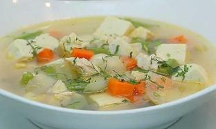 Resep Membuat Sup Tahu