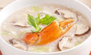 Cara Membuat Sup Asparagus Kepiting