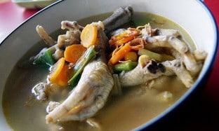 Resep Favorit Sup Ceker Bening