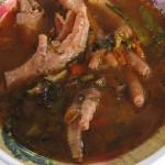 Cara Membuat Sup Ceker Pedas