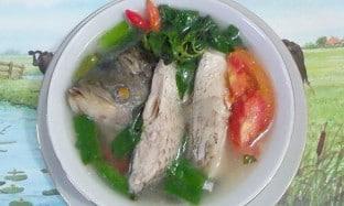 Resep Sup Gurame Kemangi