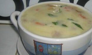 Resep Sup Krim Kentang