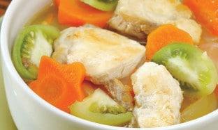 Resep Sup Fillet Ikan