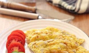 Resep Omelet Jamur Paprika