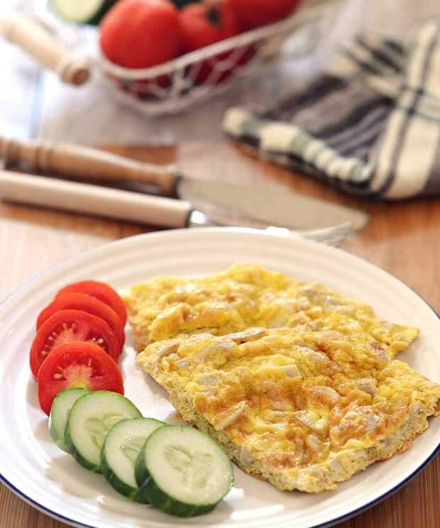 OmeletJamurPaprika