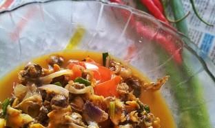 Kerang Masak Semboko – Masakan Khas Nusa Tenggara Timur