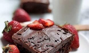 Resep Kue Havermut Cokelat