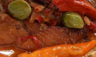 Mangut Pari – Masakan Khas Jawa Tengah
