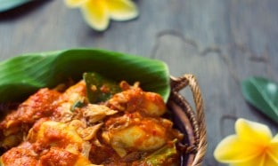Mebase – Masakan Khas Bali