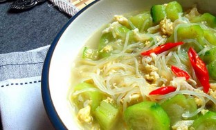 Resep Sayur Oyong Kuah Kuning