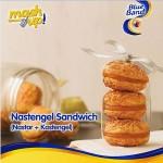 Resep Kue Nastengel Sandwich