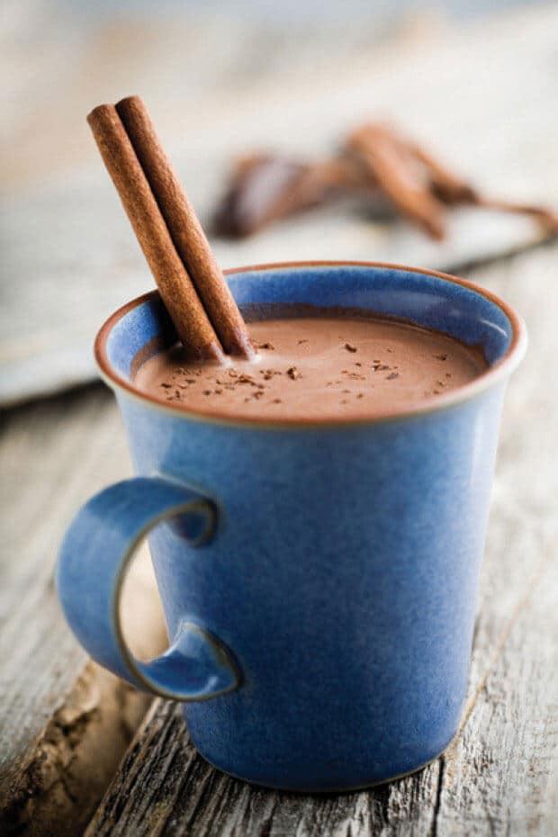 hot chocolate coffe  / img: wcfcourier.com