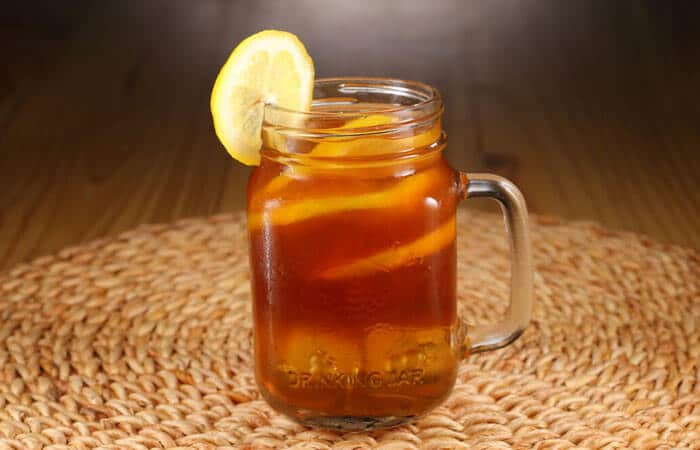 hot lemon tea / img: streetfood.co.id