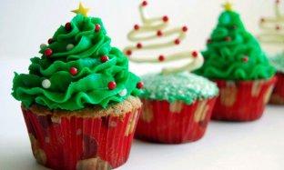 Sajian Natal: Resep Cupcakes Spesial Natal
