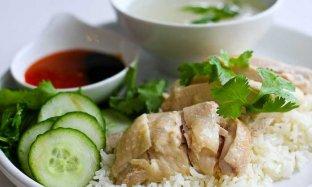 Cara Memasak Nasi Ayam Hainan dengan Rice Cooker