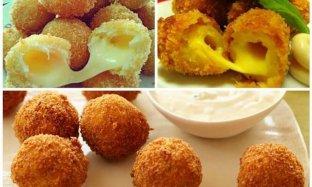 Resep Potato Cheesy Ball