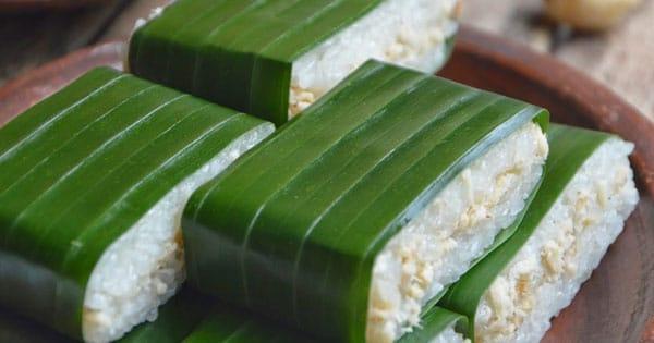 Cara Membuat Lemper Menggunakan Rice Cooker