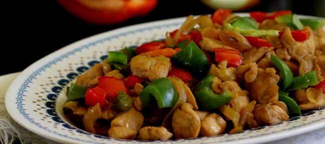 Resep Tumis Ayam Sayur Campur