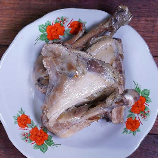 Ayam Pop Khas Padang