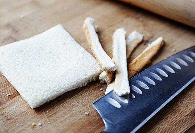 Cheese Stick Roti Tawar