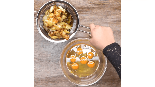 Sarapan Omelet Ala Spanyol