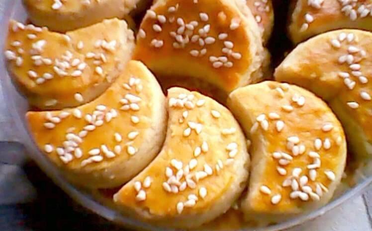 Resep Kue Kering Bulan Sabit  Resepkoki.co