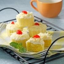 Resep Kue Cup Cake Kukus Keju Resepkoki Co