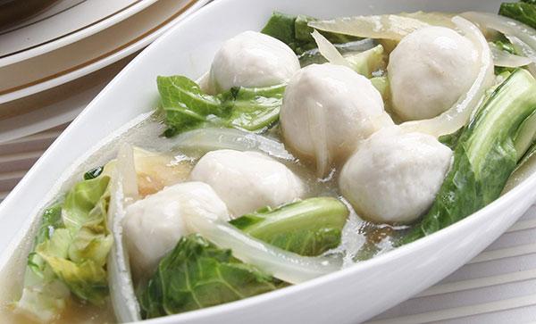 Resep Sup Bakso Ikan Resepkoki Co