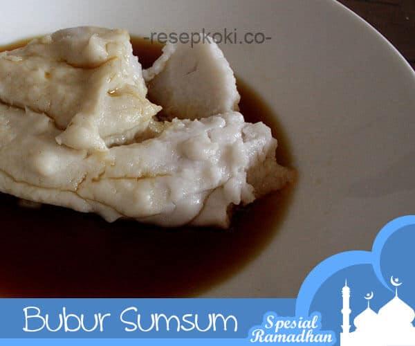 bubur-sumsum