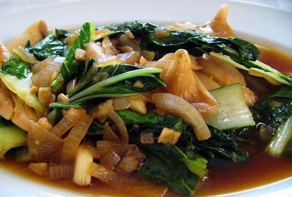 9-tumis-sawi-sendok-jamur