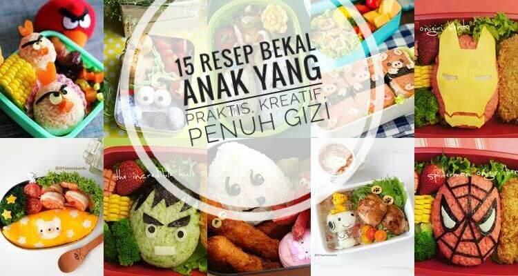 15 Resep Bekal Anak Yang Praktis Dan Kreatif Resepkoki Co