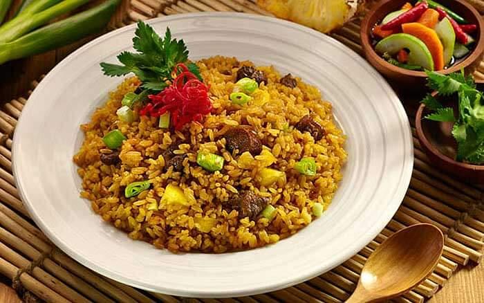 Nasi goreng kambing - via bango.co.id