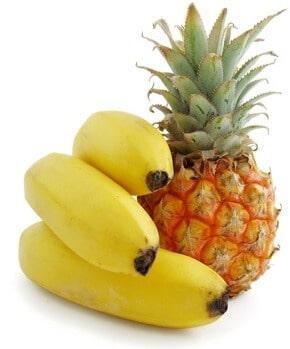 pisang-dan-nanas
