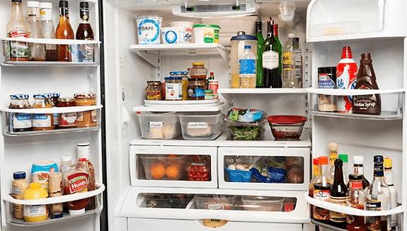 Membuat kulkas Anda menjadi rapi seperti ini via informasiterbaru.web.id