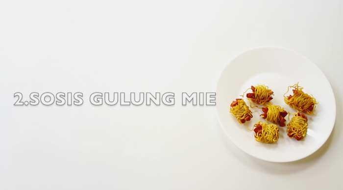 sosis-gulung-mie