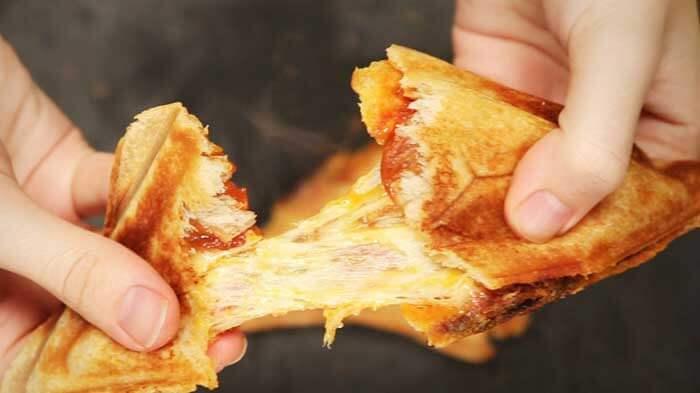 toastie-pizza